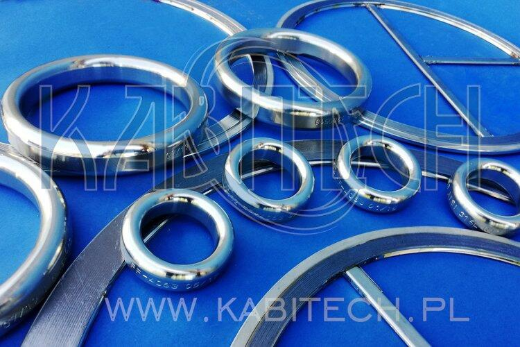 SPIRAL GASKET & RTJ RING JOINT GASKET OVAL