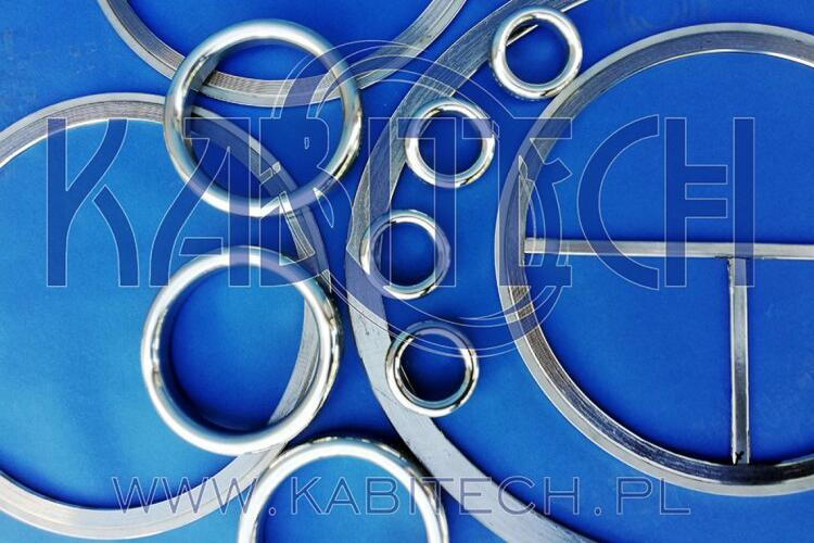 SPIRAL GASKETS RTJ RING JOINT GASKETS