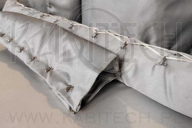 Izolacja rur paliwowych - insulation of fuel pipes - ship